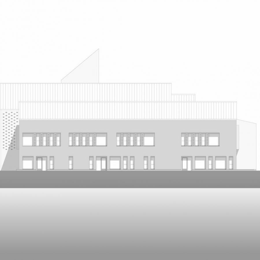 Schoolgebouw ontwerp 3
