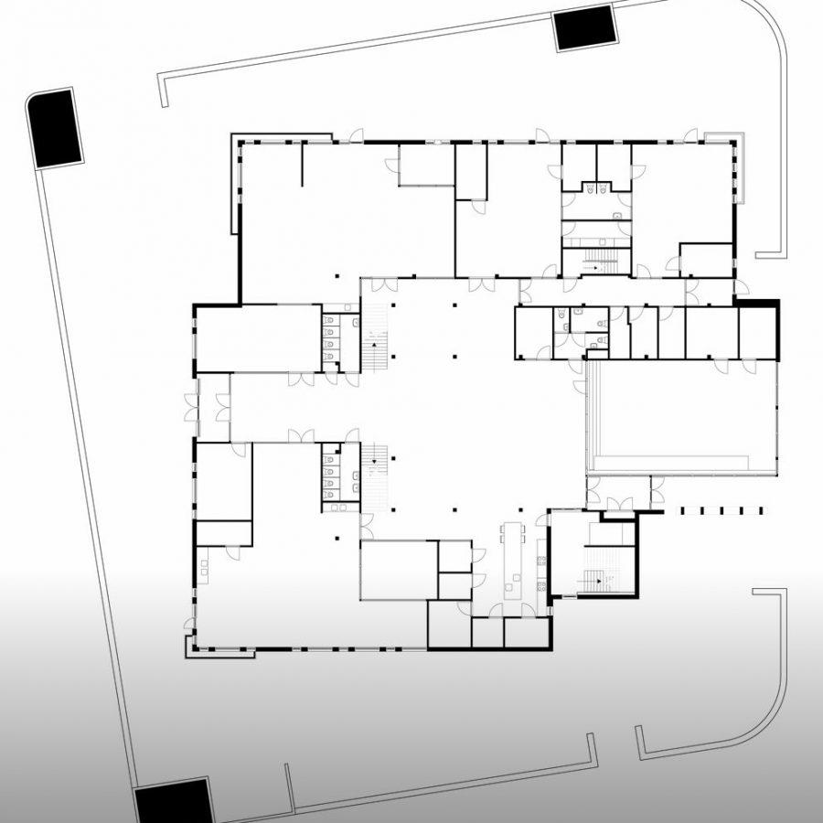 Schoolgebouw ontwerp 6