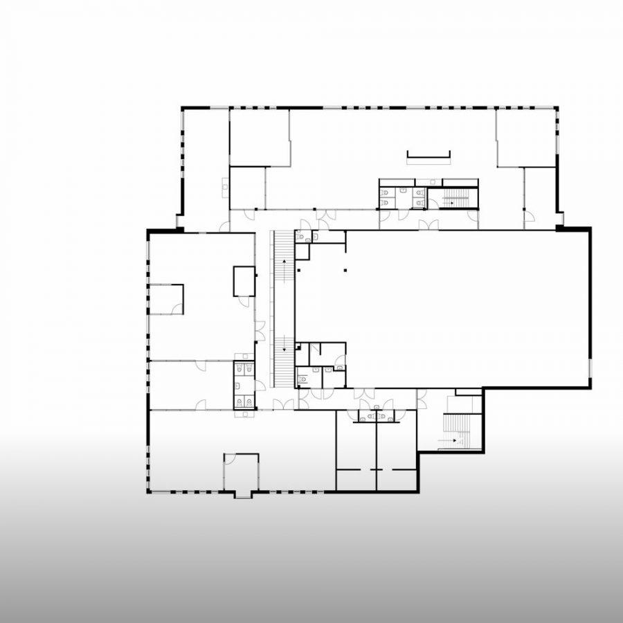 Schoolgebouw ontwerp 7